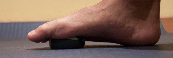 Tabla de ejercicios de tobillo