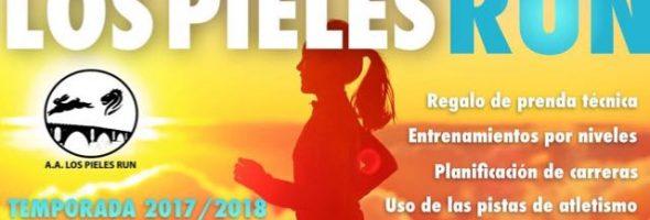 A.A Los Pieles Run